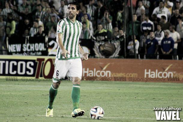 Jordi Figueras vuelve a entrenar y apunta para el choque del sábado