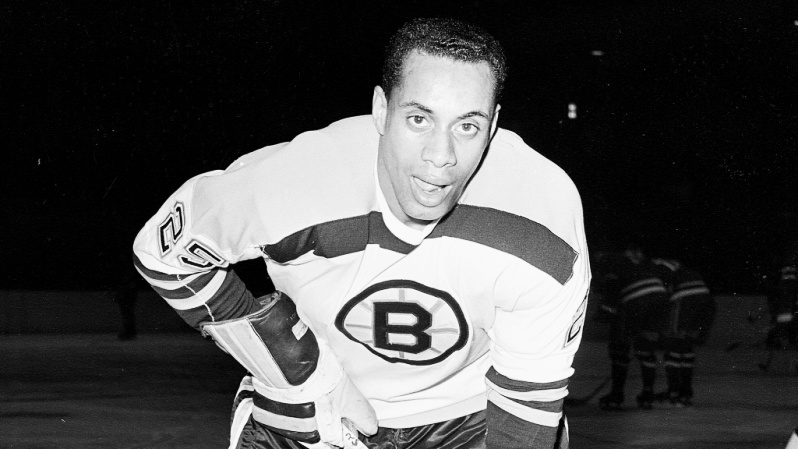 Willie O'Ree: Hockey Hall of Fame nod long overdue