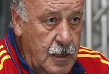 """Del Bosque: """"Lo mío ha sido vocación tardía pero han sido años inolvidables"""""""