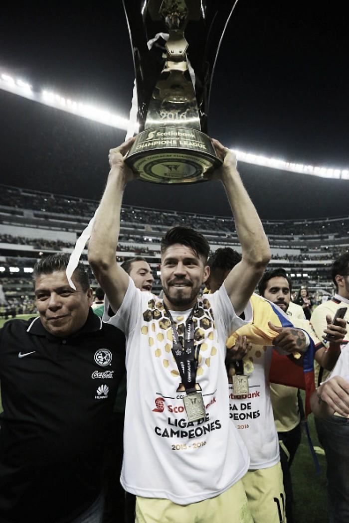 Para Oribe Peralta, jugar como equipo fue la clave del título