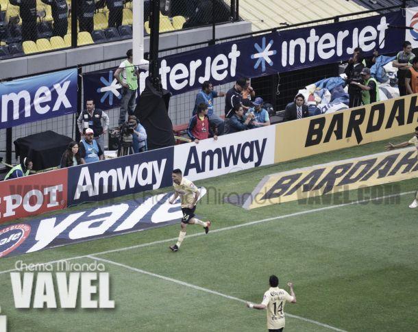 Fotos e imágenes del América 1-0 Cruz Azul en la Jornada 12 de la Liga MX