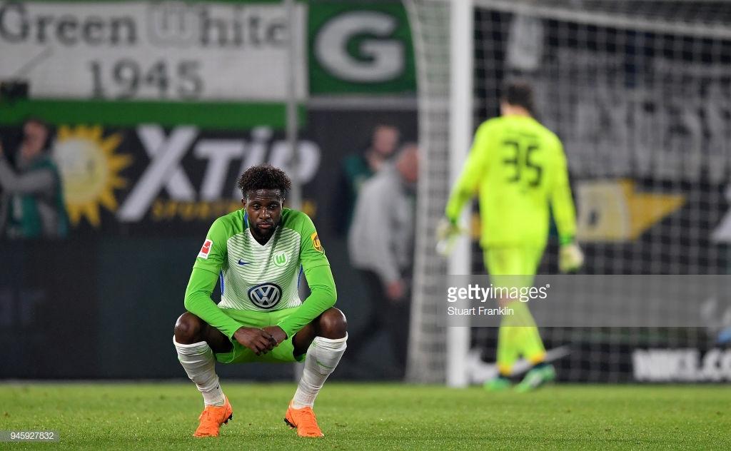 Divock Origi is '100%' focussed on Wolfsburg despite disappointing form in recent weeks