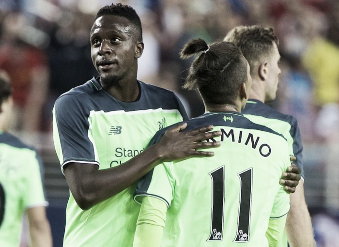 Divock Origi: I can have a big season for Liverpool but I still need to keep improving