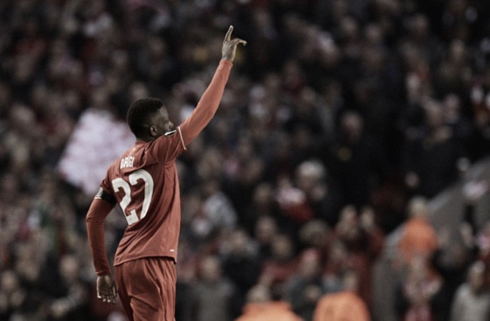 Liverpool leaving it until the last minute to decide whether Divock Origi will feature in Europa League final