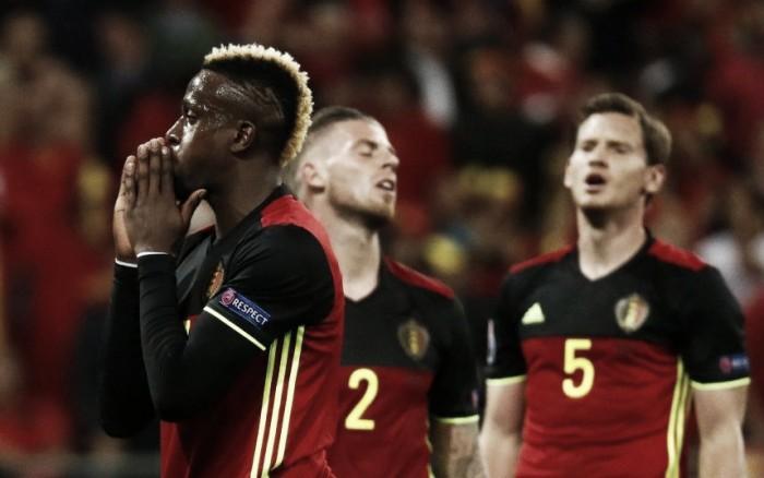 Divock Origi urges Belgium response following Italy defeat