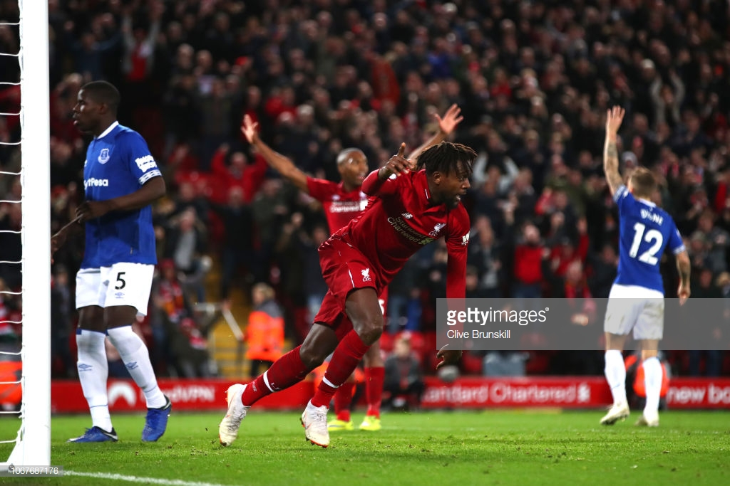 Liverpool 1-0 Everton As It Happened: Pickford's blunder leads to late Origi winner