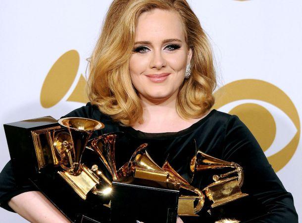 A la espera de Adele