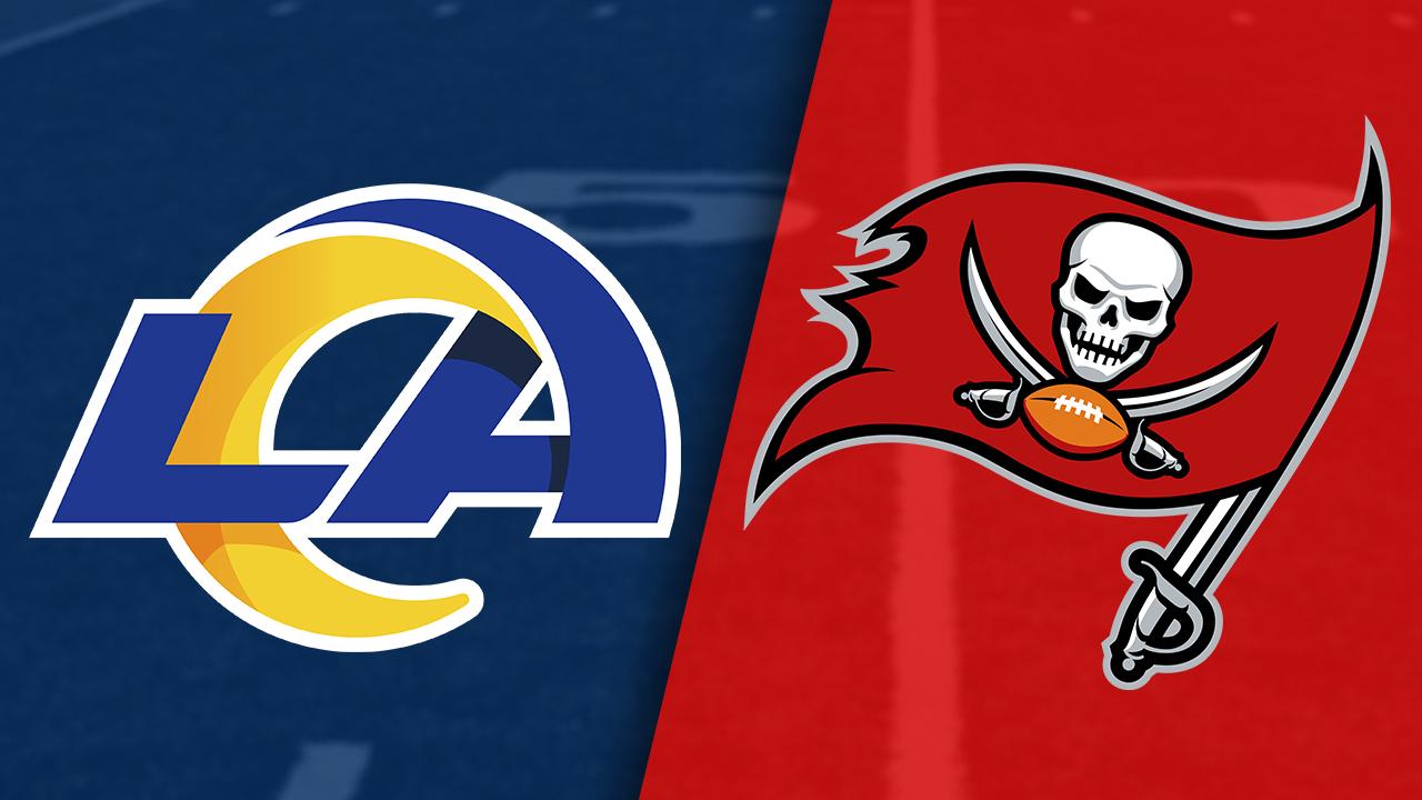 Resumen y touchdowns del Tampa Bay Buccaneers 24-34 Los Ángeles Rams en MLB 2021