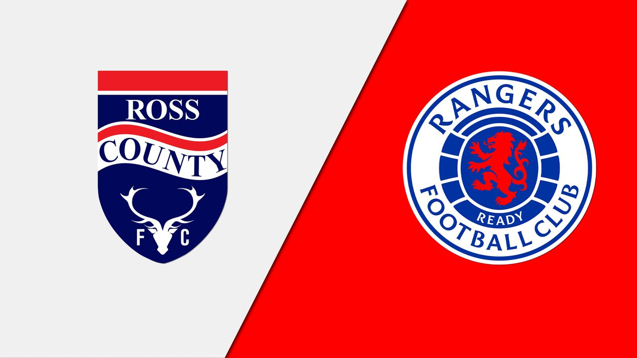 Summary Ross County 2-4 Rangers in the Premiership