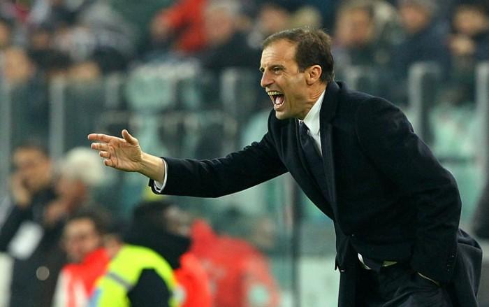 Juve - Inter, le parole di Allegri