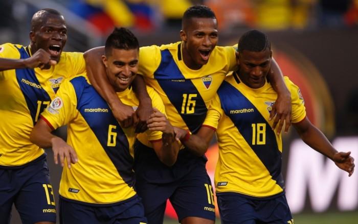 Copa America Centenario - L'Ecuador passeggia su Haiti e conquista i quarti di finale (4-0)