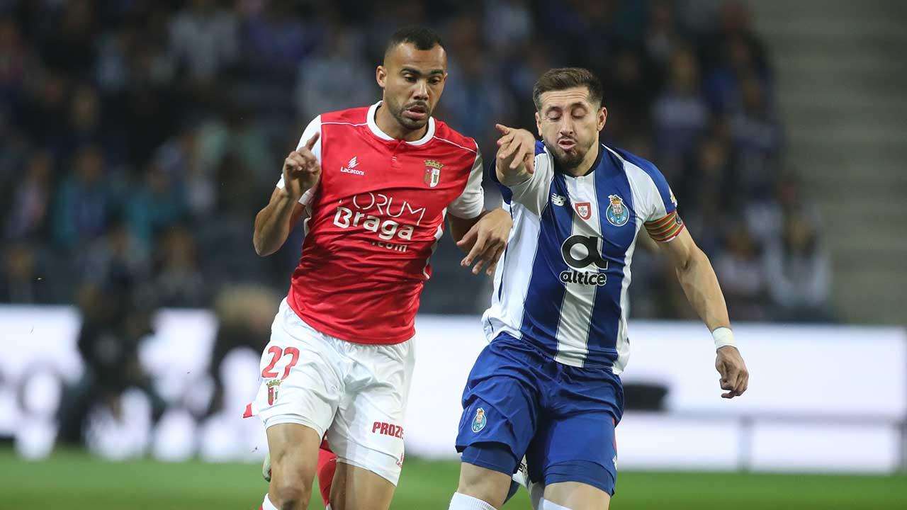 Especial Braga-Porto: os médios
