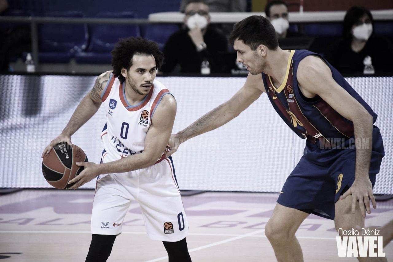 Resumen Barça Basket 80-67 Alba Berlín en Euroliga
