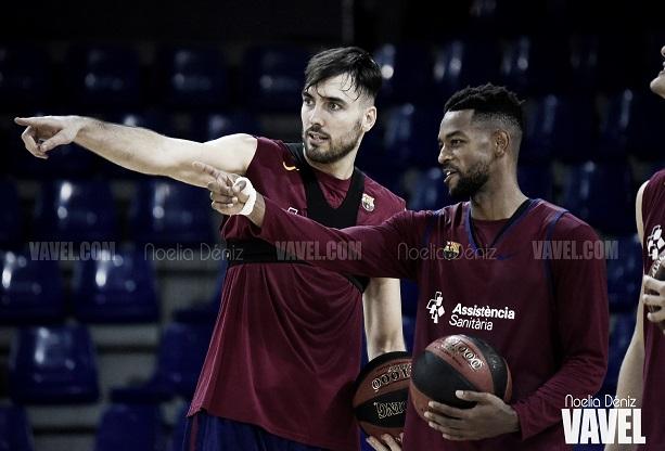 """Pierre Oriola: """"Nuestra calidad ha podido con el Valencia Basket"""""""