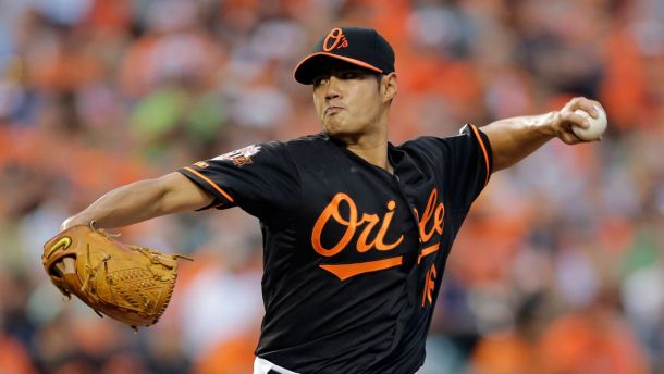 Wei-Yin Chen Receives Qualifying Offer From Baltimore Orioles