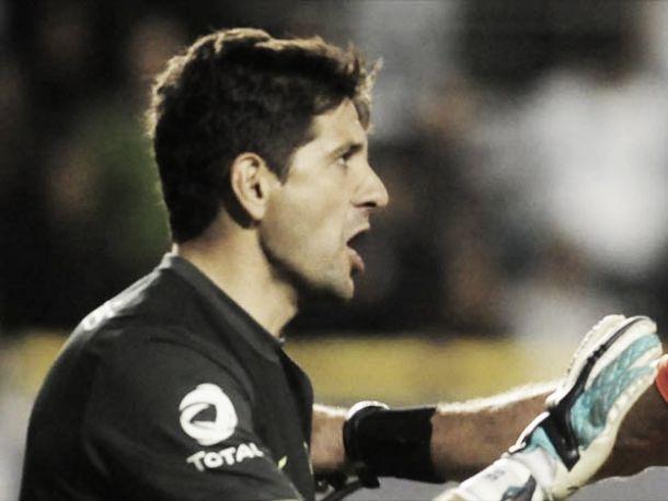 """Agustín Orión: """"Un error mío les posibilita ganar acá"""""""
