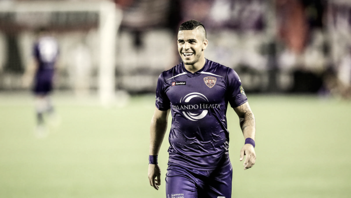 Orlando City acquires Dom Dwyer in trade with Sporting Kansas City