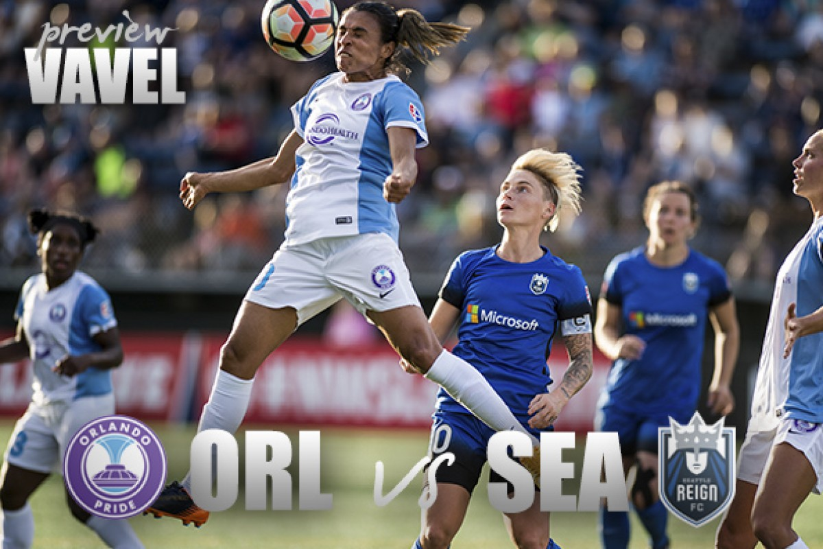Seattle Reign FC vs Orlando Pride preview: Can either team go beyond the series draw from 2017?