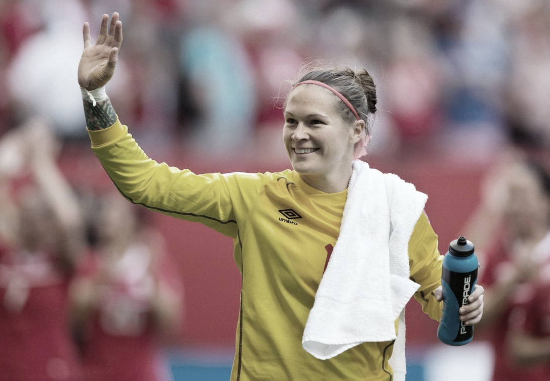 Erin McLeod signs with Orlando Pride and becomes the new goalkeeper of the team