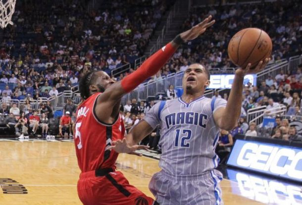 Toronto Raptors Experience The Sting Of Defeat For The First Time This Season Against Orlando Magic