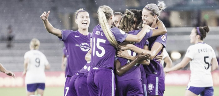 Two early goals sink the Breakers once again as the Orlando Pride downs Boston 2-0