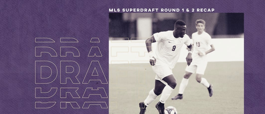 Daryl Dike signs with Orlando City in 2020 MLS SuperDraft