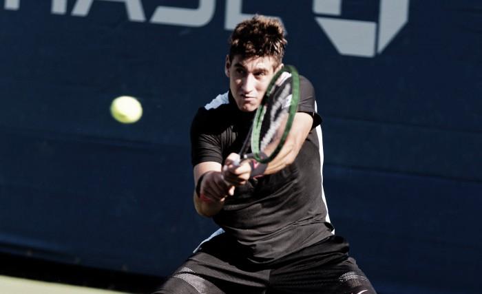 US Open Junior: Orlandinho, Meligeni e Decamps em quadra nesta segunda-feira