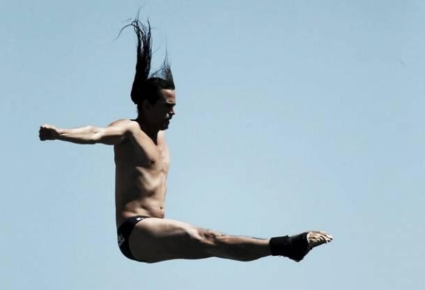 Orlando Duque lidera el High Diving tras las dos primeras rondas