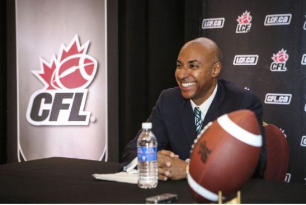 CFL Commissioner Jeffrey Orridge - Toronto Star/David Cooper