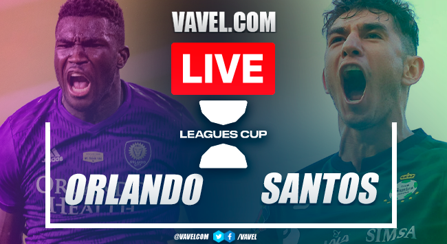 Goal and highlights: Orlando City 0-1 Santos Laguna in 2021 Leagues Cup