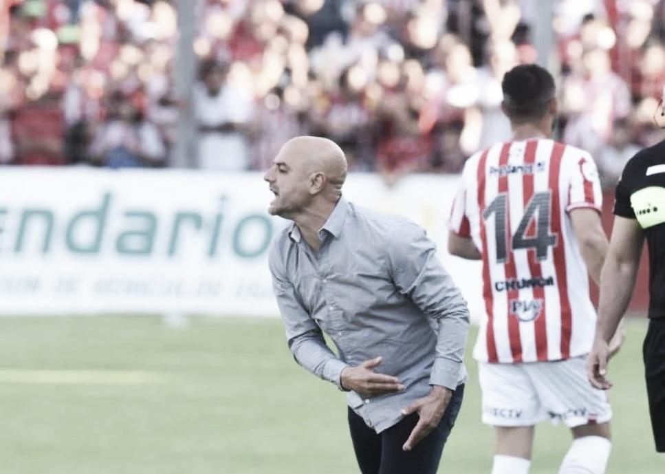 """Favio Orsi: """"Con Sergio Gómez estamos en el club que queremos estar"""""""