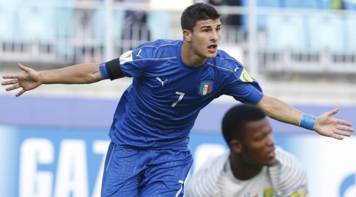 Juventus - Orsolini in prestito all'Atalanta
