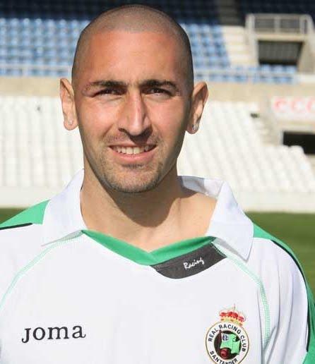 Él también jugó en el Racing: Sergio Daniel Orteman