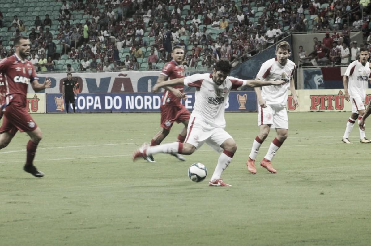 Náutico visita Cuiabá jogando pelo empate na Copa do Brasil