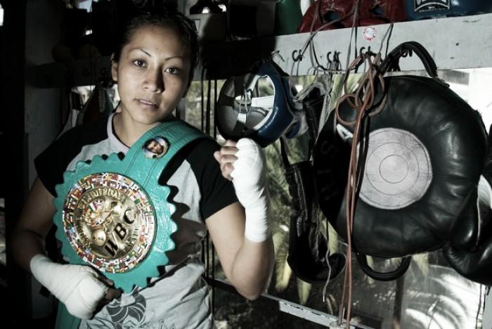 Anabel Ortiz expondrá título paja de la AMB