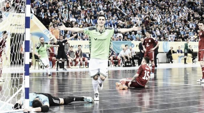Movistar Inter FS vence al anfitrión y estará en la final de la UEFA Futsal Cup