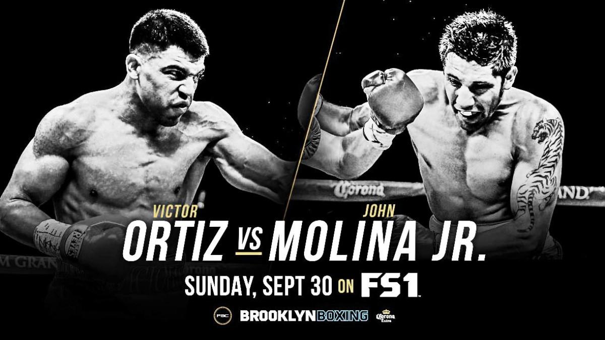 Ortiz vs Molina Jr. tiene fecha