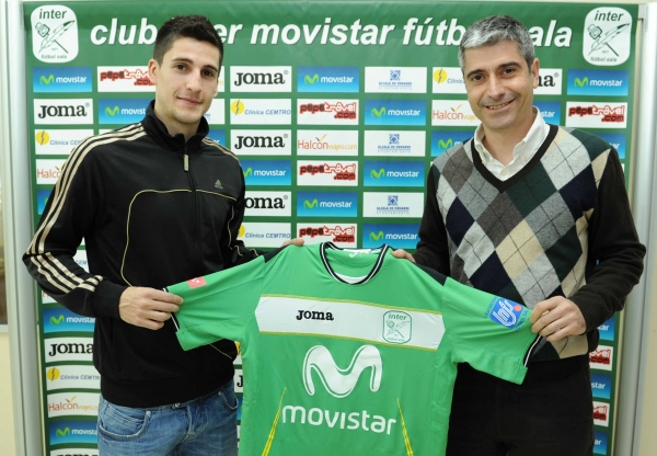 Inter Movistar y Carlos Ortiz, unidos hasta 2015