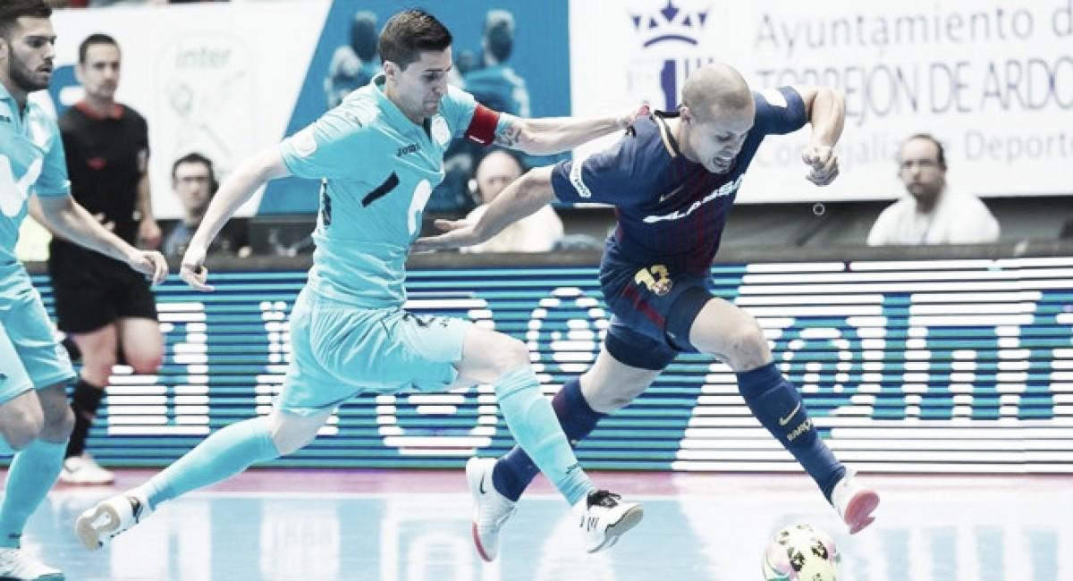 Previa Barcelona Lassa - Movistar Inter: gloria eterna o revancha para seguir creyendo