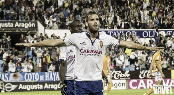 Ortuño, el mejor frente al Deportivo Alavés según la afición