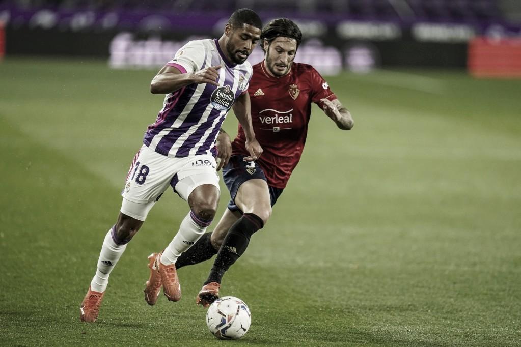 Las claves del Osasuna-Real Valladolid