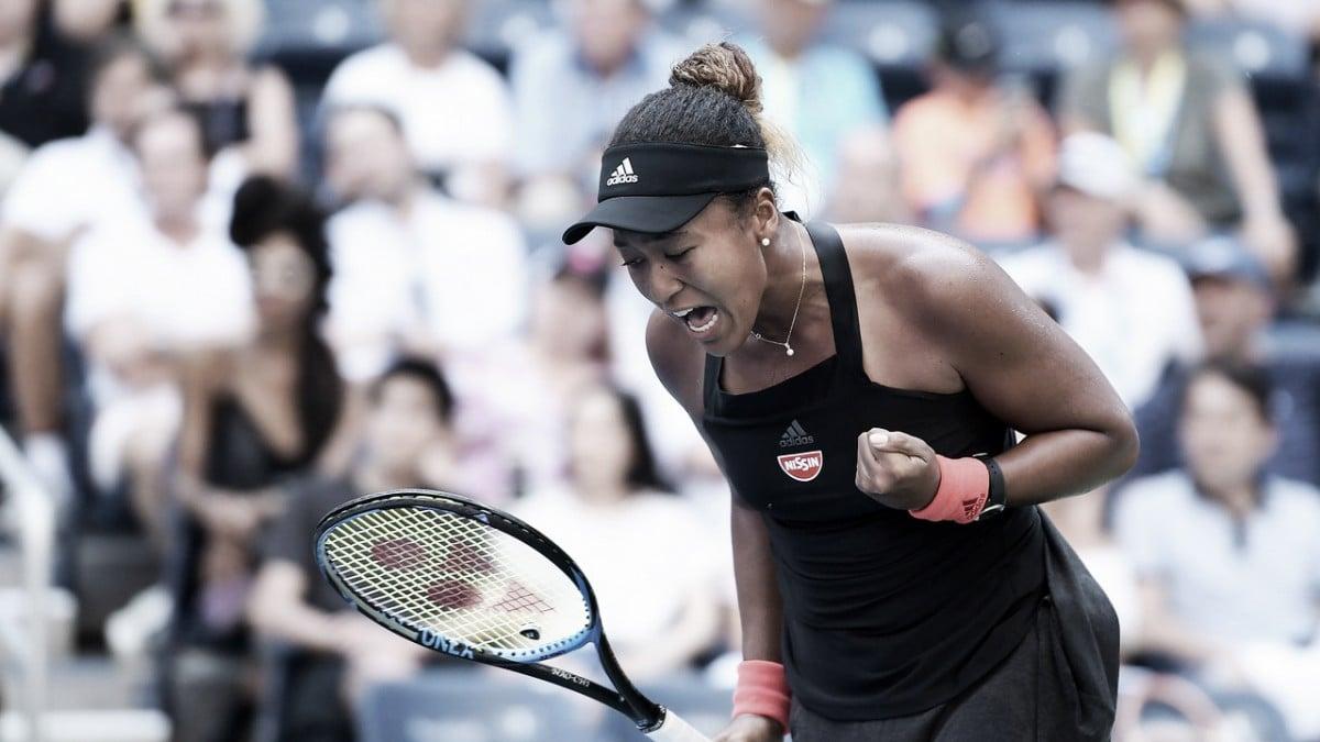Osaka elimina Sabalenka em confronto mais jovem das oitavas do US Open