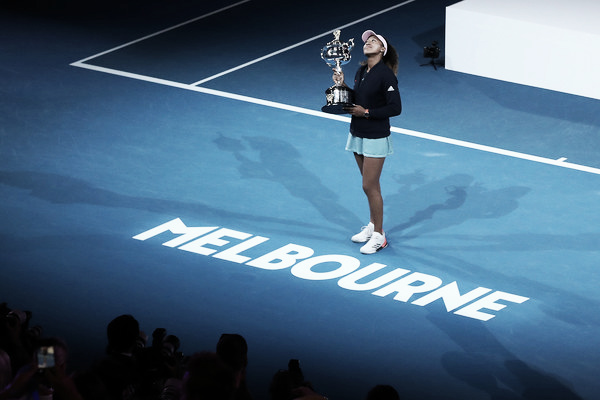 Naomi Osaka será baja en Doha