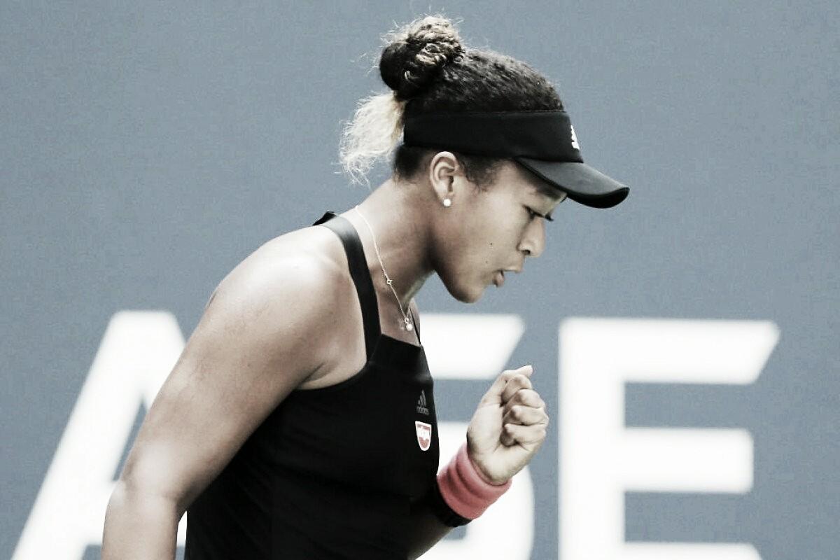 Osaka se metió en las semifinales del US Open