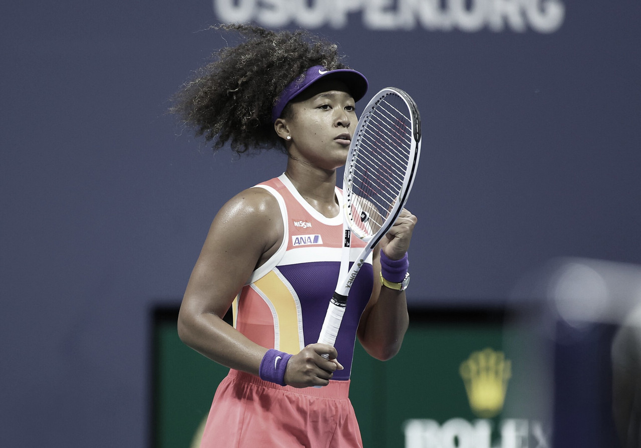 Osaka supera jogo duro contra Brady e vai à segunda final de US Open na carreira