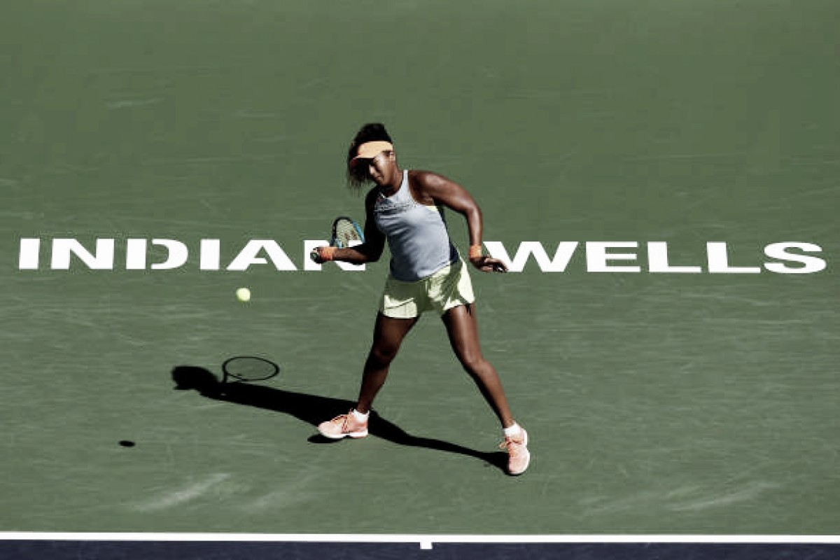 Osaka cruises past Kasatkina to claim maiden title — WTA Indian Wells