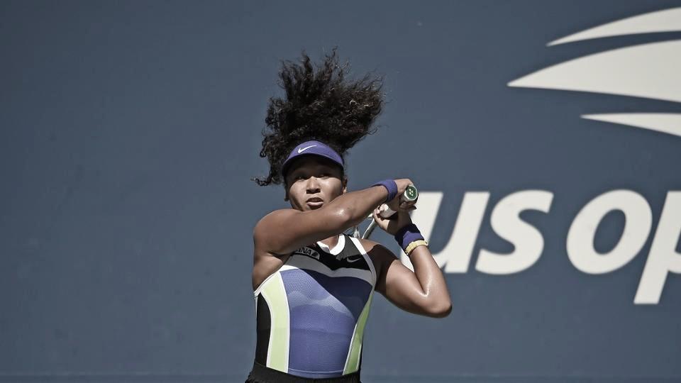 Osaka resiste à potência de Kostyuk e avança no US Open