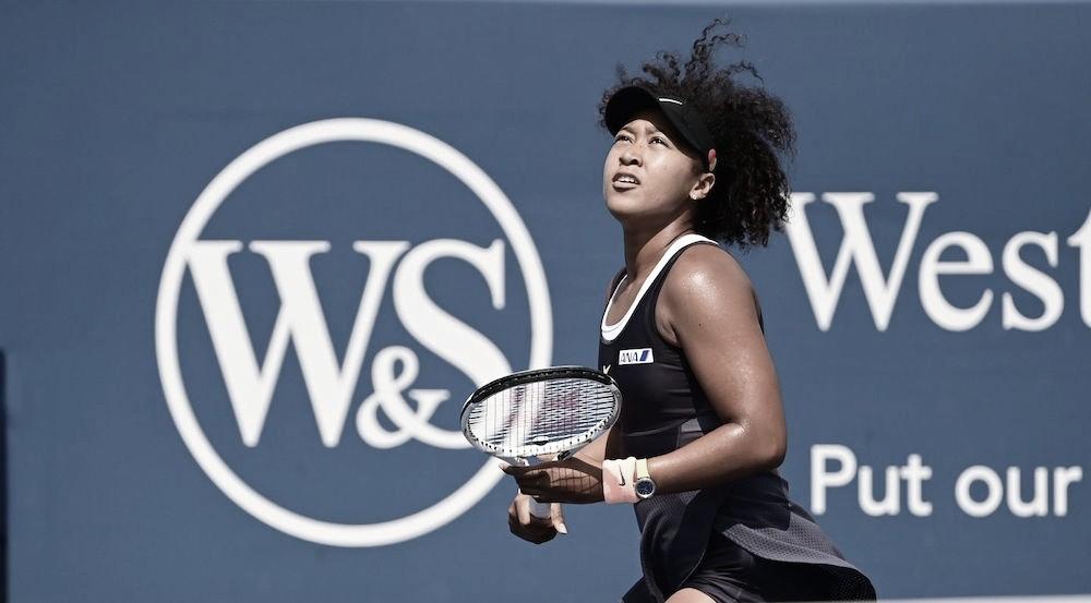 Após mobilizar tênis na luta contra racismo, Osaka bate Mertens e vai à decisão em Cincinnati