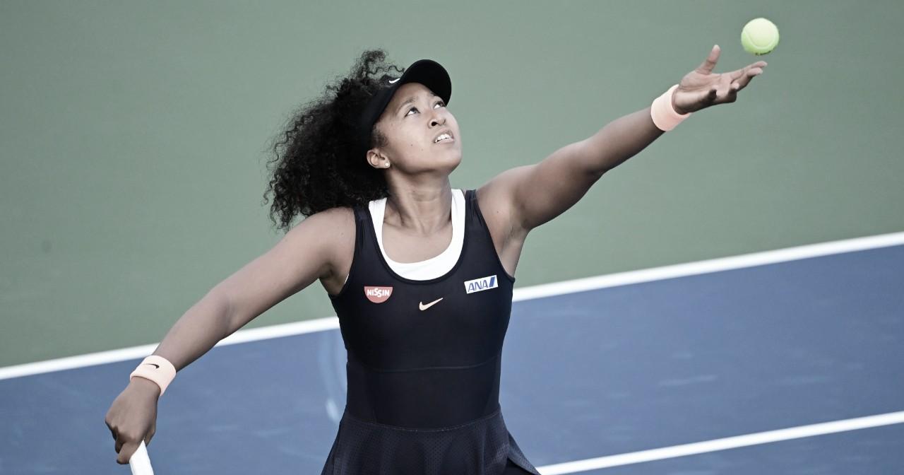 Osaka prevalece em grande jogo contra Muchova e avança no WTA de Cincinnati