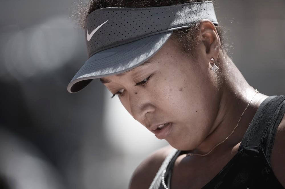 Osaka desiste de Roland Garros após ameaça de desclassificação por não participar de coletiva